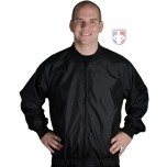 Smitty Traditional Style Basketball / Wrestling Referee Jacket - Black