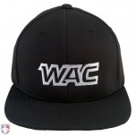 WAC Pulse Performance Flexfit Combo Plate / Base Umpire Cap