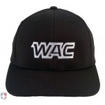 WAC Pulse Performance Flexfit Umpire Base Cap