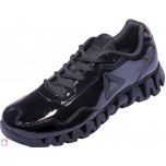 Reebok Zig Pulse Patent Leather Referee Shoes