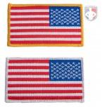 US Flag Patch - Reverse