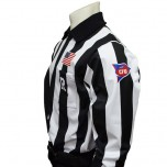 "Smitty CFO College 2"" Fleece-Lined Cold Weather Football Referee Shirt"