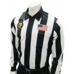 "California (CIF) 2 1/4"" Stripe Long Sleeve Football Referee Shirt"