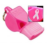 Fox 40 Classic Pink Referee Whistle with CMG