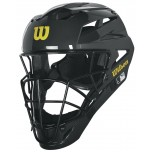 Wilson MLB Pro Stock Steel Umpire Helmet