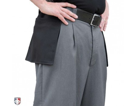 Smitty V3 Poly Wool Charcoal Grey Plate Umpire Pants